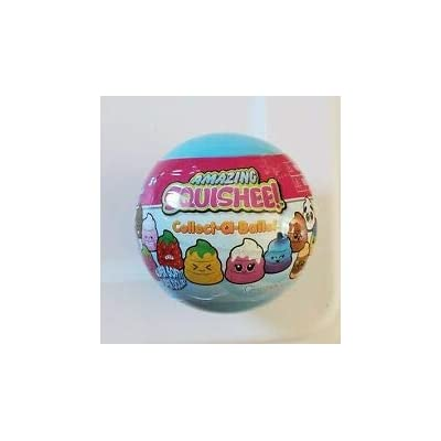 Amazing Squishee! Collect-a-Ball - Collect Them All: Toys & Games