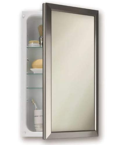 Amazoncom Recessed Medicine Cabinet Perfect Storage For