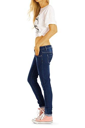 Bestyledberlin Attillata Jeans Donna Blue Midnight q0azq