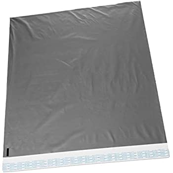 Image of Home and Kitchen 22x28 Jumbo Self-Seal Poly Mailer Bags 2.5 Mil (50 Pack Silver)