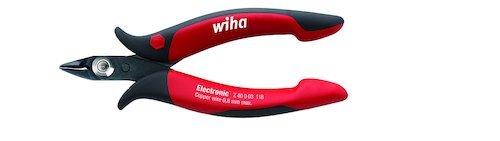 Wiha 26812 Z40011803 Micro pince coupante diagonale Electronic 118/mm