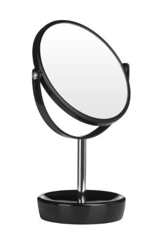Premier Housewares Swivel Table Mirror - -