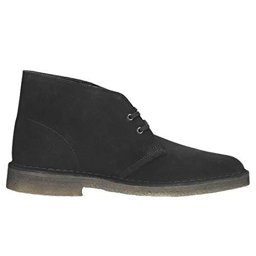 Clarks Originals Desert Mens Boots Black