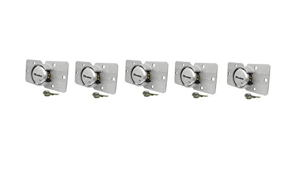 Pack of 1 Master Lock Magnum Vehicle Hasp and Lock