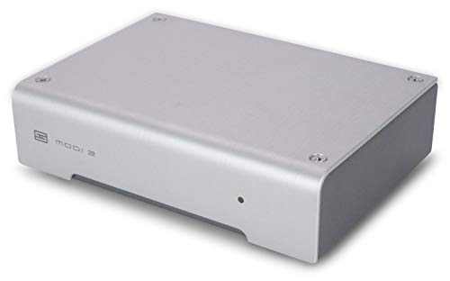 Schiit Modi 2 USB Digital/Analog Converter (Aluminum Top - Silver Anodized) ()
