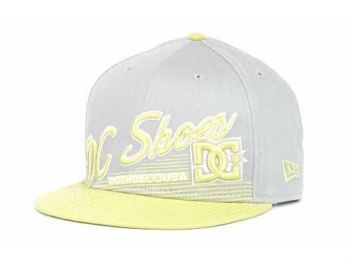 DC Shoes New Era Scripto Flat Brim 9fifty Snapback Hat Cap -