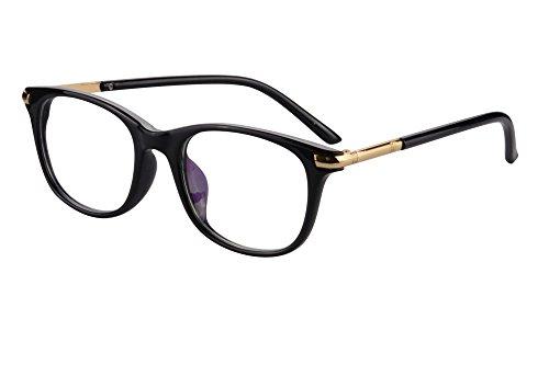 - SHINU Horn Rimmed Readers Progressive Multifocus Computer Reading Glasses-SH017(Black,x2)