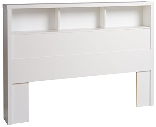 Prepac Calla Double/Queen Headboard, White