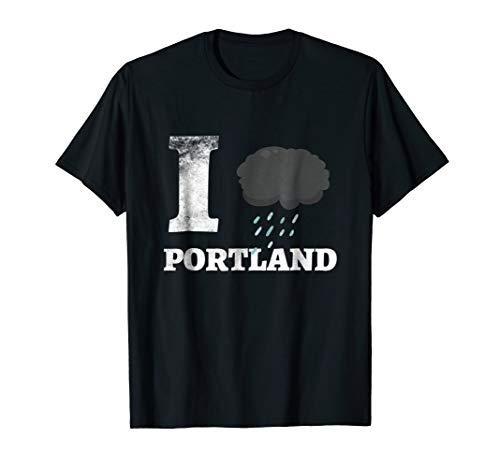 I Heart - Love Portland Oregon Pride Funny
