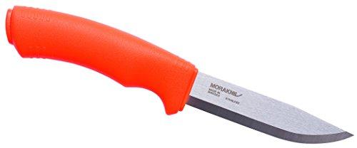 Morakniv-Bushcraft-Fixed-Blade-Knife-with-Sandvik-Stainless-Steel-Blade-Orange-012543-Inch