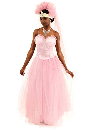 Coming To America Halloween Costume (Coming to America Wedding Dress Costume Medium)