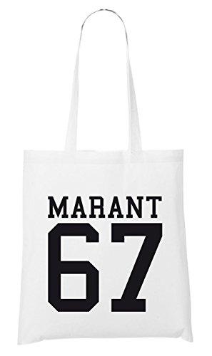 Marant Marant Sacchetto Bianco 67 67 nx0qTpqYw