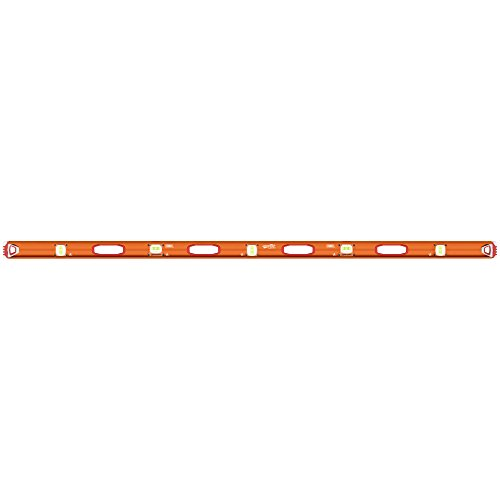 Swanson SVI78M 78-Inch I-Beam Level Magnetic with Gel End ()