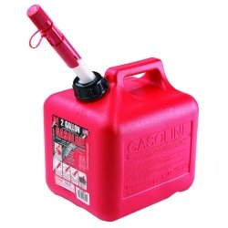 Midwest Can 2300 2 Gallon Gasoline Can