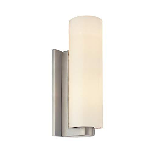 (Sonneman 3781-13 Two Light Sconce, Silver)