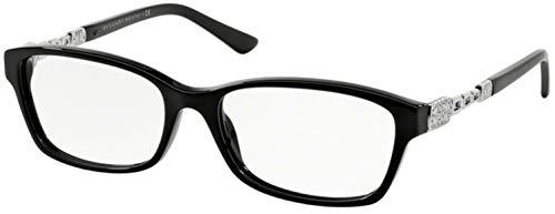 Bvlgari Eyeglasses BV 4061-B Black 501 BV4061B ()