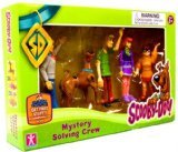 Scooby Doo!, Mystery Mates, Mystery Solving Crew, 5-Pack