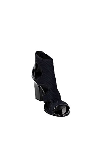 femme sandales à talons SS16WF238 POURQUOI Nero TW04ngWRf