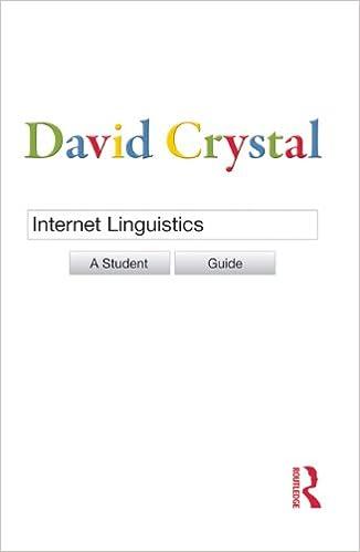 Internet linguistics a student guide kindle edition by david internet linguistics a student guide kindle edition by david crystal reference kindle ebooks amazon fandeluxe Images