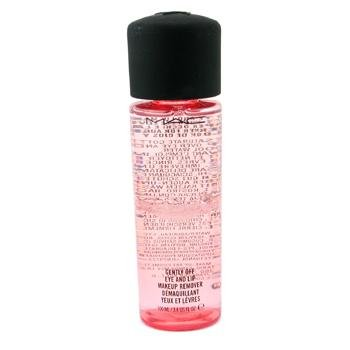 MAC Cosmetics Gently Off Eye and Lip Makeup Remover, 3.4 oz