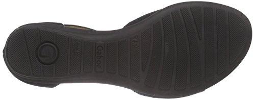Gabor Gabor Comfort Sandalen Blau Damen Comfort URdfxqU