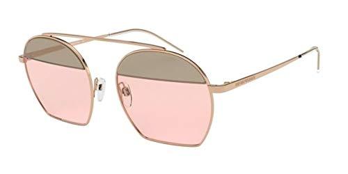 Emporio Armani 0EA2086 Gafas de sol, Rose Gold, 56 para ...