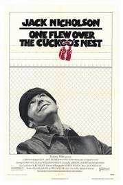 One Flew Over the Cuckoo's Nest Movie Art Print — Movie Memorabilia — 11x17 Poster, Vibrant Color, Features Jack Nicholson, Louise Fletcher, Will - Salem Frame Shop Oregon