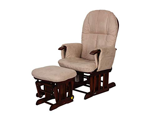 Swell Tutti Bambini Gc35 Padded Smooth Glider Baby Nursing Chair Creativecarmelina Interior Chair Design Creativecarmelinacom