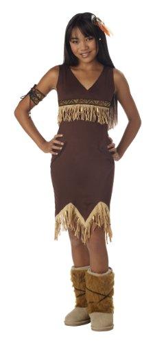 Indian Princess Tween Costume - Tween (Indian Princess Tween Costumes)