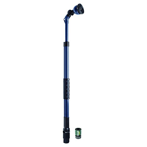 Melnor 10-Pattern Turret Automatic Extension Watering Wand with Product End Quick Connect