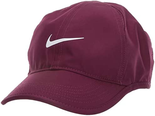 Nike Womens Aerobill Featherlight Cap Hat: Amazon.es: Deportes y ...
