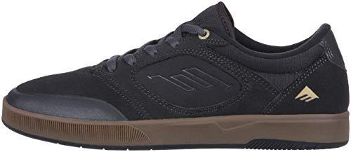 Pictures of Emerica Men's Dissent Skate Shoe 6101000110 Black Black 5