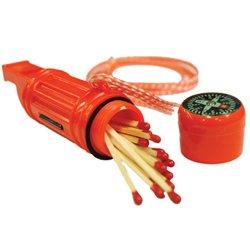 eGear 5in1 Survival Tool Orange - 26-310-5-1 by eGear