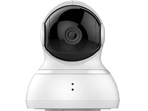YI YI-93002 Dome Camera 720p Pan Tilt Zoom 2-way Audio Night
