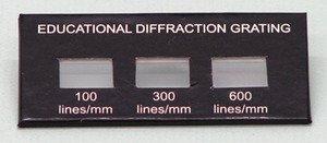 SEOH Diffraction Grating Slide