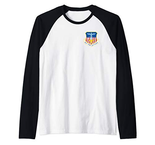 1st Special Operations Wing (1st SOW) Raglan Baseball Tee