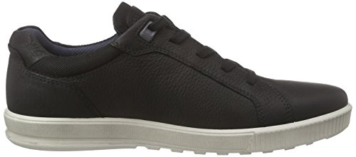 Ennio Black2001 Sneaker Black ECCO Men's Rpg1YY
