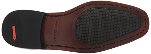 Mens Rockport Smart Cover Algonquin Oxford Cognac