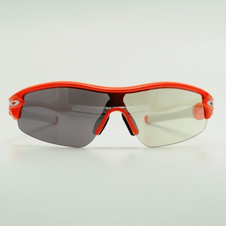 GOODMAN LENS MANUFACTURE(グッドマンレンズマニュファクチュア) OAKLEY(オークリー) RADAR(レーダー用レンズ)PITCH-A シルバーミラー クリア→グレー調光(サングラス 眼鏡 メガネ)   B009NEIZ0G