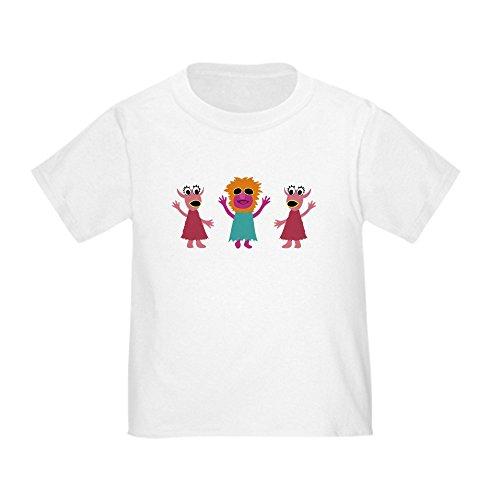 CafePress - Toddler T-Shirt - Cute Toddler T-Shirt, 100% Cotton