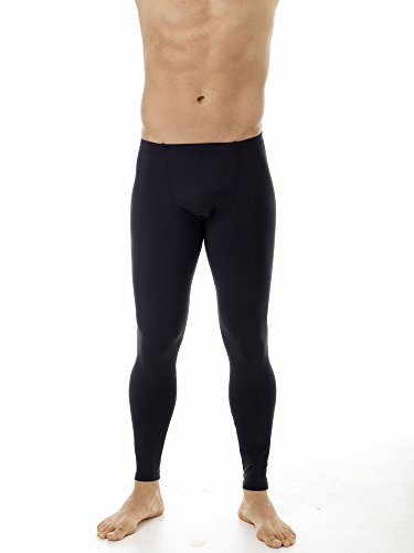 - Underworks Men's Compression Pants 3x Black