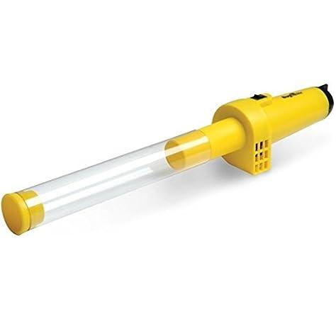 Sonic Technology BugBuster - Atrapa-insectos con aspirador para arañas e insectos con aguijón, con pila, color amarillo: Amazon.es: Jardín