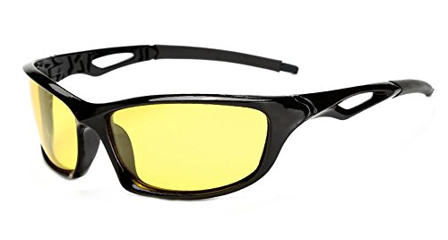 Polarized Sports Sunglasses for Baseball Running Cycling Fishing Golf - Under White Sunglasses Armor