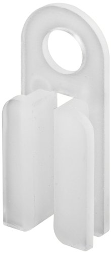 (Prime-Line Products D 1570 Sliding Door Guide, Anti-Noise, Nylon,(Pack of)