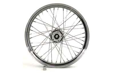 V-Twin 52-0455 - 21'' Front Spoke Wheel