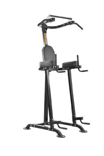 31pNrJUa9kL - Powertec Fitness Basic Trainer, Black