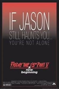 Buyartforless Friday the 13th Part V A New Beginging Jason M