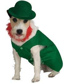 M And M Costumes For Dogs (Irish Leprechaun Pet Costume)