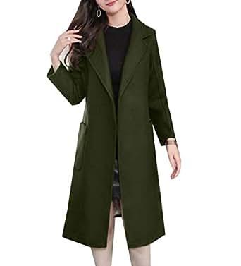 Amazon.com: Comaba Women Keeping Warm Outwear Autumn