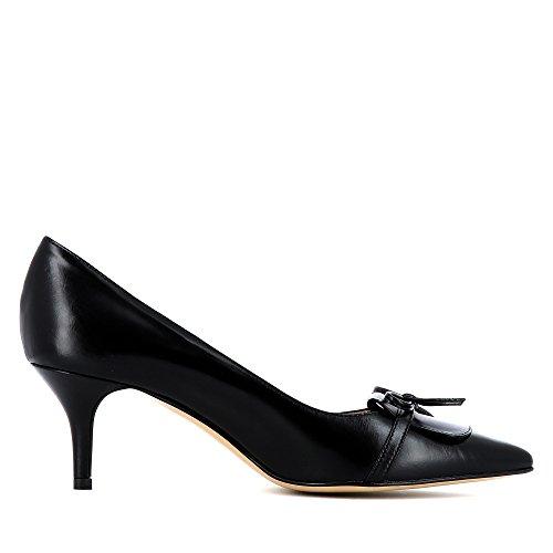 Damen Giulia Pumps Shoes Evita Glattleder nCTWPEZz